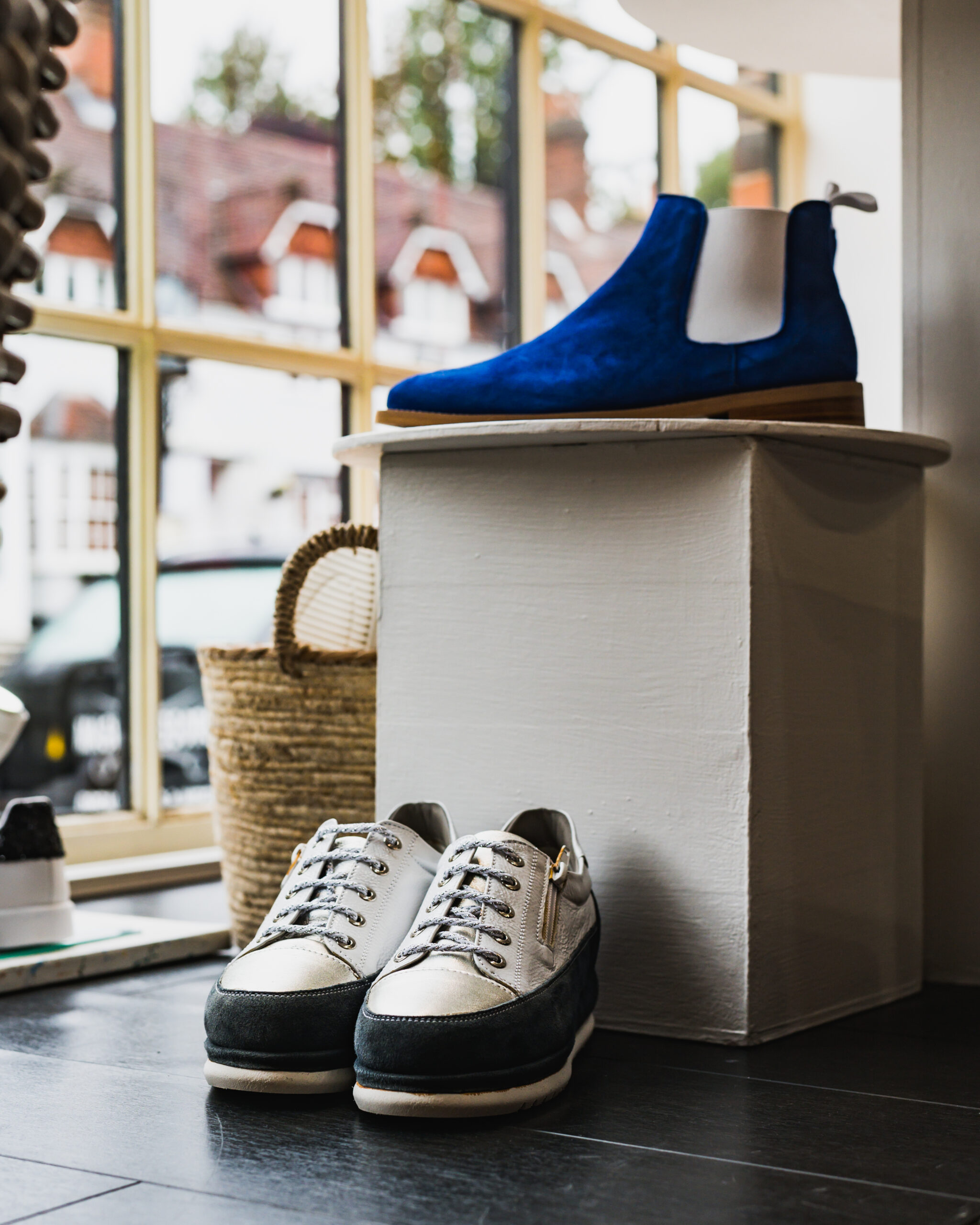luigi shop front shoes